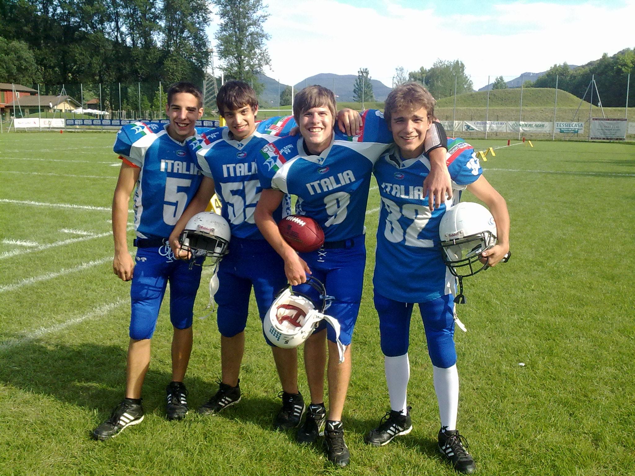 Blue Junior Team U19