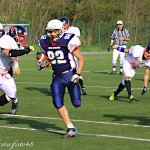 01-04-2012 © by Armafoto48   Castellanza  Commandos vs Blue Storms JPG 8513