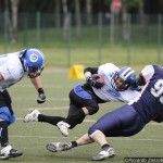 Blue Storms Gorla Minore vs Pirates Savona by Riccardo Zanzottera
